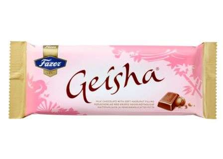 GEISHA 100 g /chocolate