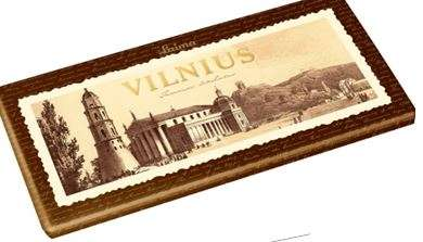 LAIMA dark chocolate,100g  /Vilnius/