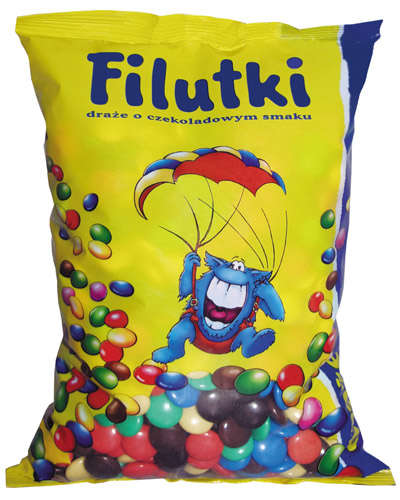 FILUTKI chocolate sweets 1kg