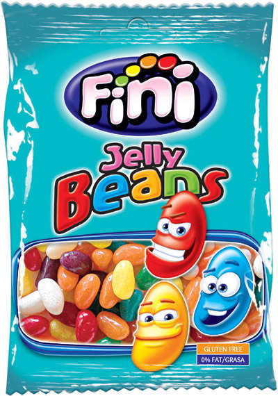 Jelly Beans 100g FINIBOOM
