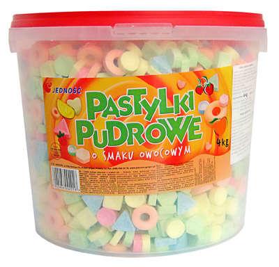 Fruit pastilles 4kg
