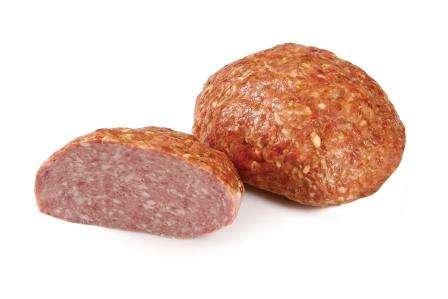 Meatloaf, fried, ~ 0.3 kg (plug) KG