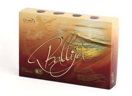 "Assorted sweets ""Baltija"", 620 g"