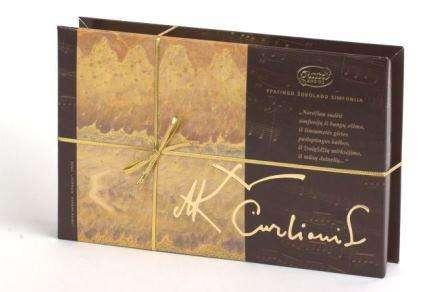 "Assorted sweets ""Čiurlionis"", 175 g"