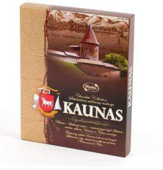 "Assorted sweets ""Kaunas"", 220 g"