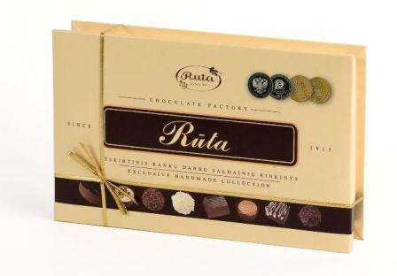 "Assorted sweets ""Rūta"", 170 g"