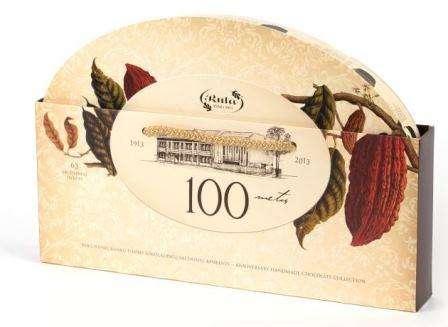 """Assorted sweets """"Rūta 100"""", 570 g"""