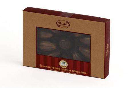 Assorted sweets with royal products 115 g