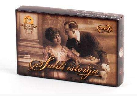 """Assorted sweets """"Saldi istorija"""", 170 g"""