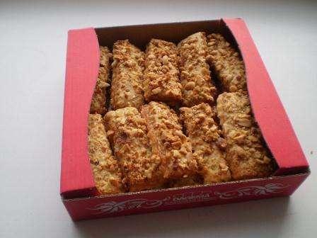 Shortbread biscuits 400g