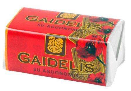 GAIDELIS with poppy seed 180 g / packed cookies