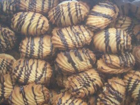 """Cookies""""Kriauklelė"""" 0,5kg"""