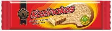 """""""Kozinaki"""" sesame seeds snack 80g"""