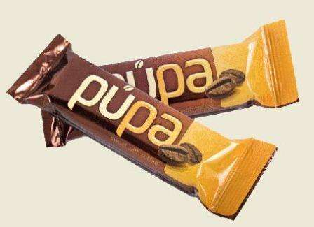 PUPA 30g /Chocolate bar