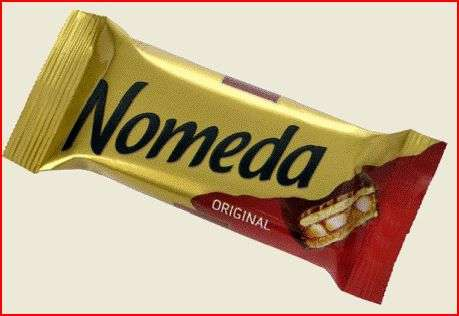 NOMEDA Original 44 g /Sweet with wafle