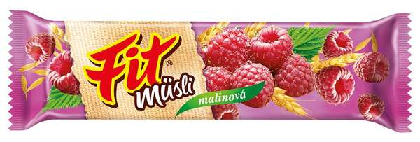 FIT Musli Raspberry 30 g /Muesli Bar