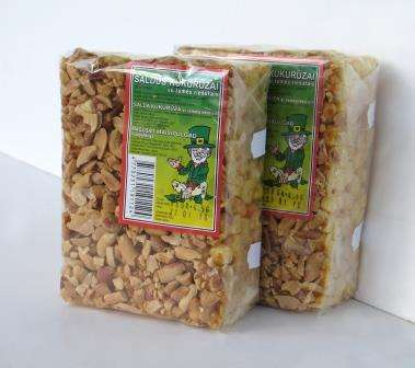 Sweet corn with nuts 80g