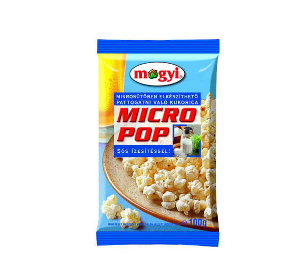 Pop corn MOGYI, salted, 100 g