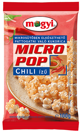 Pop corn MOGYI, chili flavored 100g