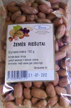 Peanuts 150g