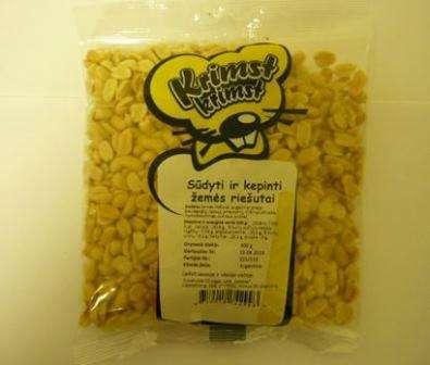 KRIMST KRIMST 100 g Peanuts Roasted Salted