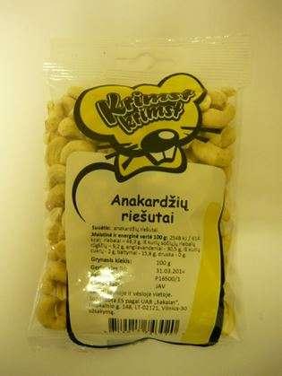 KRIMST KRIMST 100 g Cashew Nuts