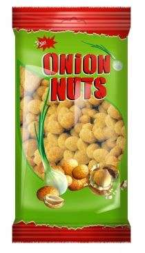 "Nuts ""Jėga"" with onions, 200g"