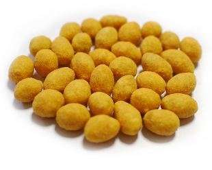 "Coated peanuts with cheese and onion ""Jėga"",  1kg"