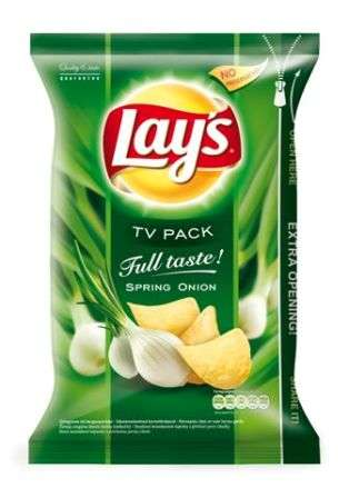 """Lay's"" Green onion flavored potato chips 150g"