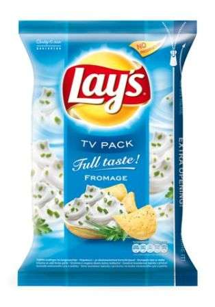 """Lay's"" Sour cream flavored potato chips 150g"