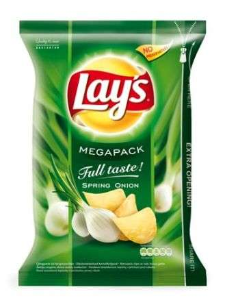 """Lay's"" Green onion flavored potato chips 220g"