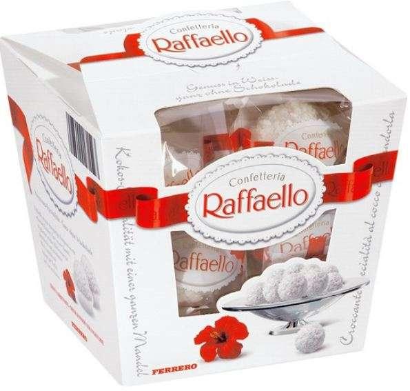 RAFFAELLO candy,T.15, 150g
