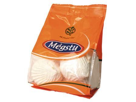 """Vanilla flavoured marshmallows  """"Naujoji Rūta"""", 240g"""