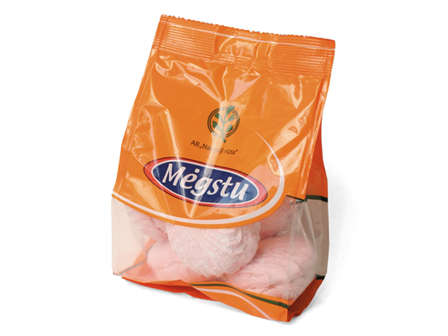 "Pink coloured marshmallows  ""Naujoji Rūta"", 240g"