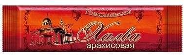 Halva peanuts Nikolaevskaja 150 g