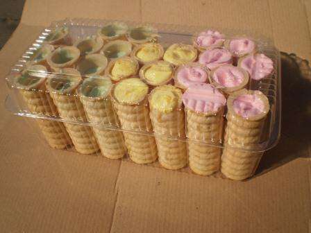 "Wafer rolls ""Rainbow""400g"