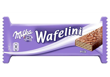 MILKA Wafelini Milk, 35g