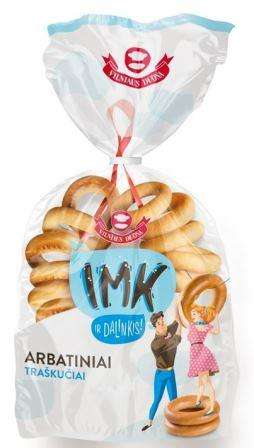 IMK Traditional wheat rings, 0,300kg