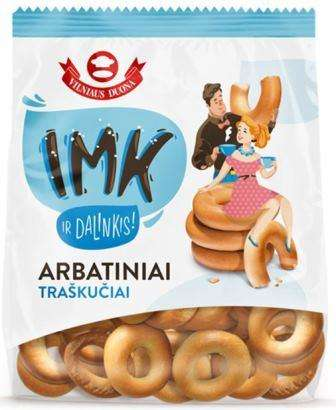 IMK Traditional wheat rings, 0,25kg