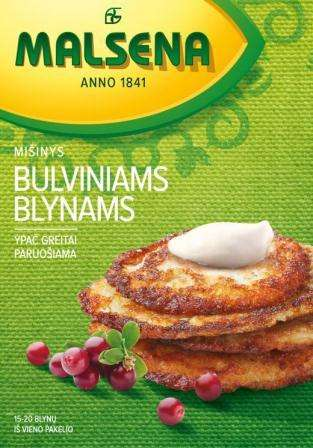 Flour mixture for potato pancakes, 200 g