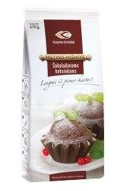 Flour mix for chocolate  cupcake, 470g