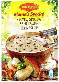 "MAGGI ® mushroom soup "" Mama 's Special"" 22x69g"