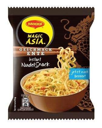 Asia MAGGI instant pasta spicy duck flavor 65g