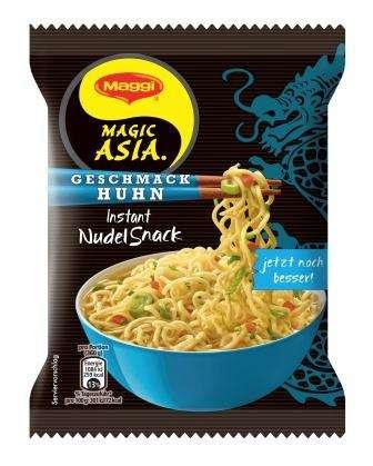 Asia MAGGI instant pasta spicy chicken flavor 65g
