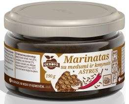 Marinade with honey and caraway, hot, 190g