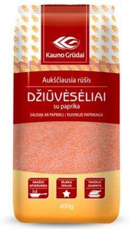Breadcrumbs with paprika, 400g