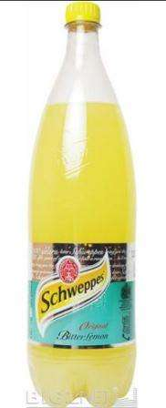 Soft drink Schweppes bitter lemon 1,5 L pet
