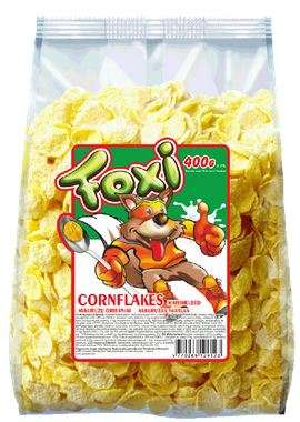 Corn flakes FOXI 400 g
