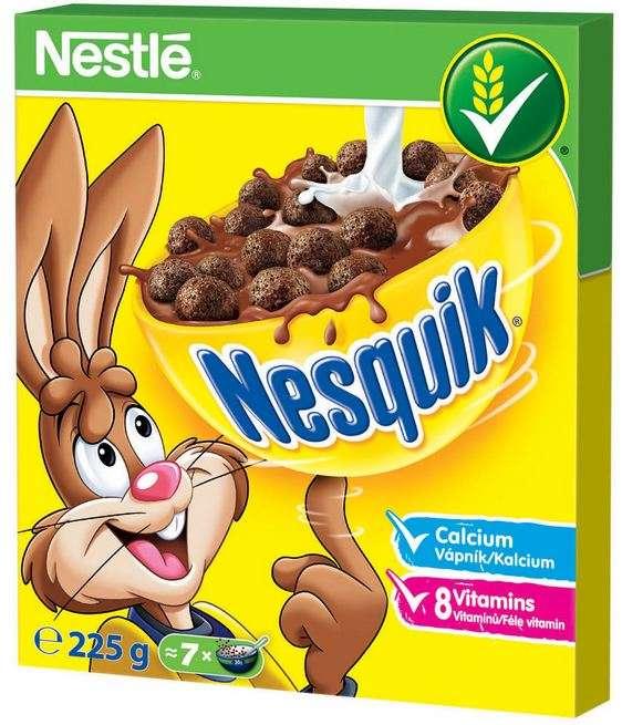 Nestle Nesquik cereal, 225g
