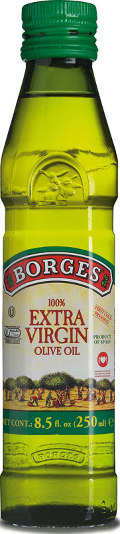 BORGES 250ml EXT. VIRG Olive Oil